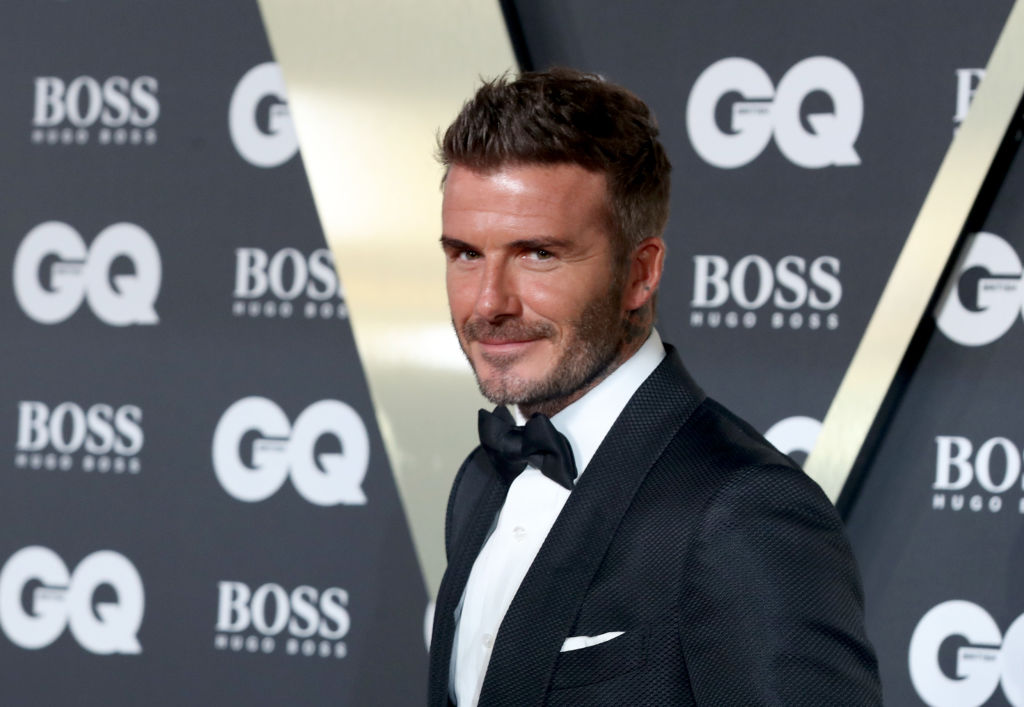 david beckham endorsement deals