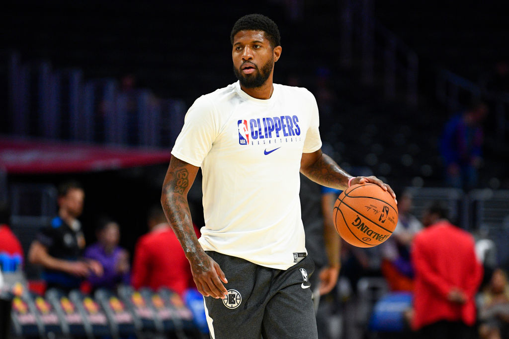 Paul George is among the youngest players on this list.