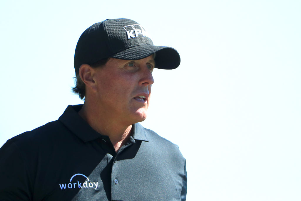 phil mickelson playoff choker