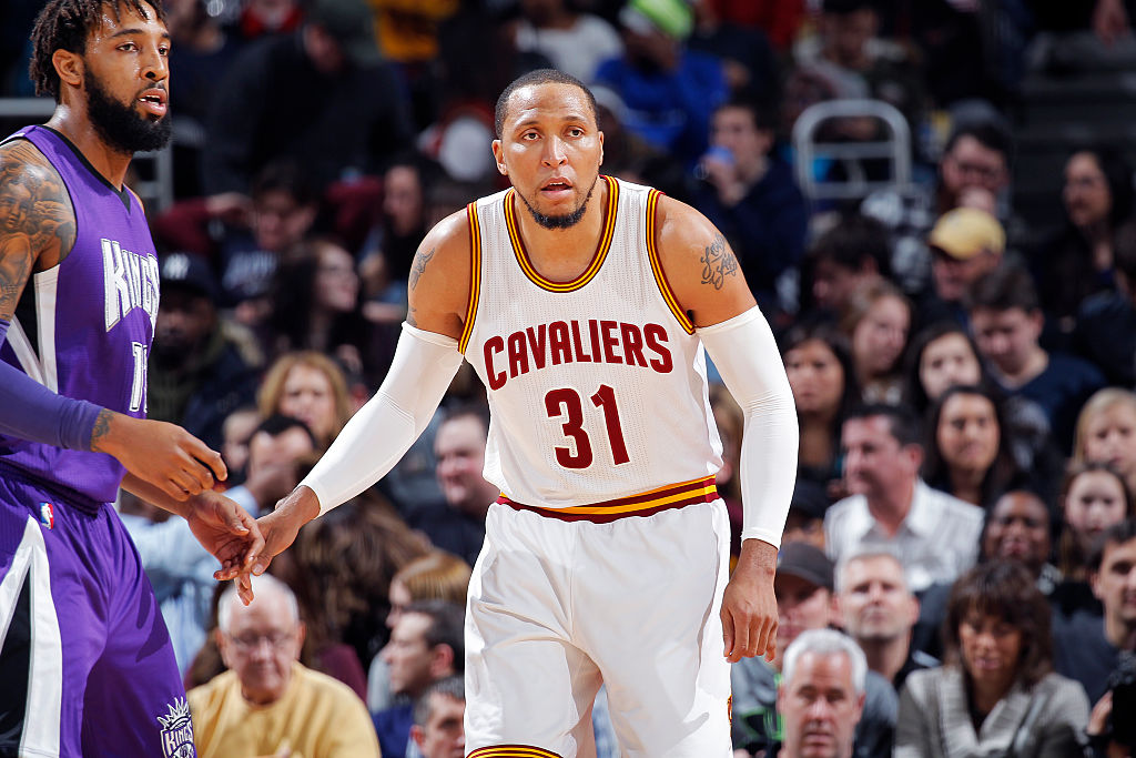 Shawn Marion won an NBA title with the Mavericks in 2011.