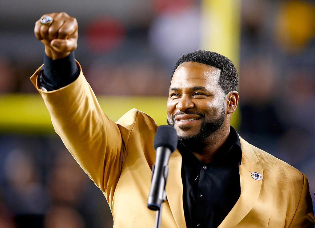 Jerome Bettis- 2006