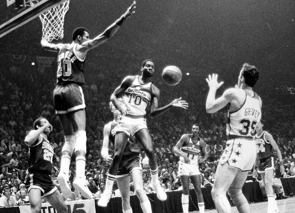 The four-time all-star captured his second title with the 1978 Washington Bullets.
