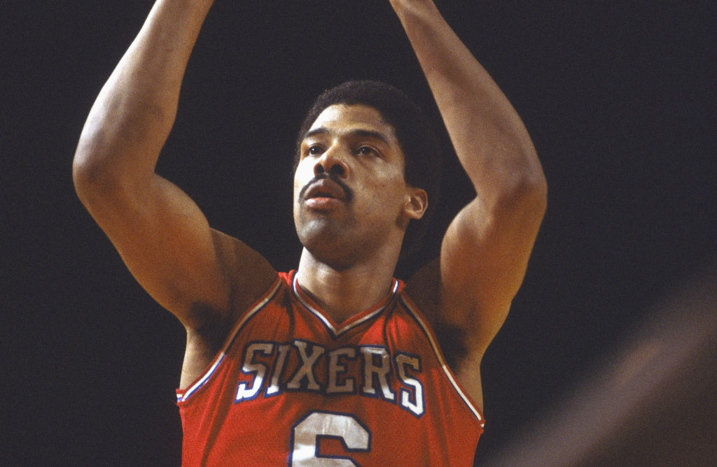 Over the course of his career, Dr. J made 11 all-star team