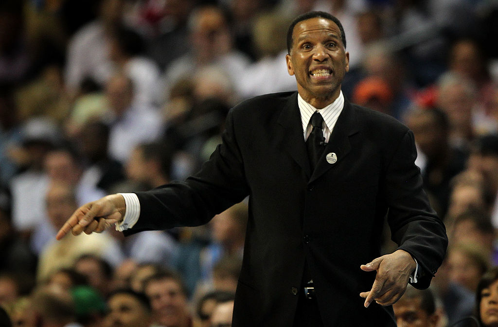 Adrian Dantley was a star for the Notre Dame Fighting Irish