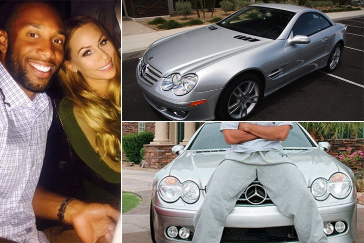 Larry Fitzgerald's Car - $100k
