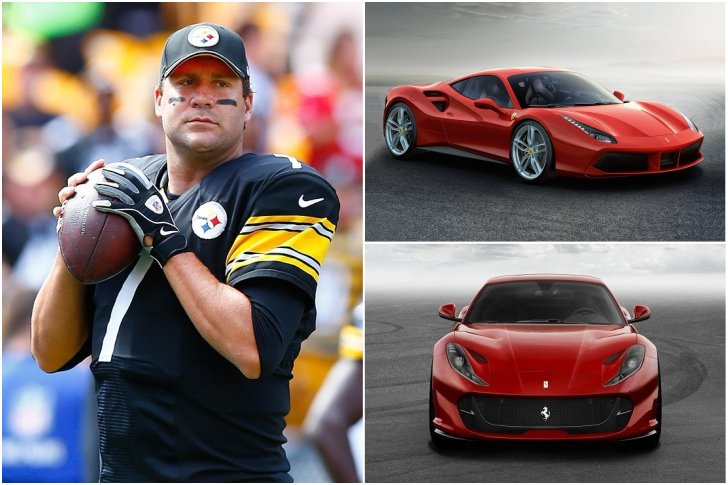 Roethlisberger's Car Game Is Strong - $400k