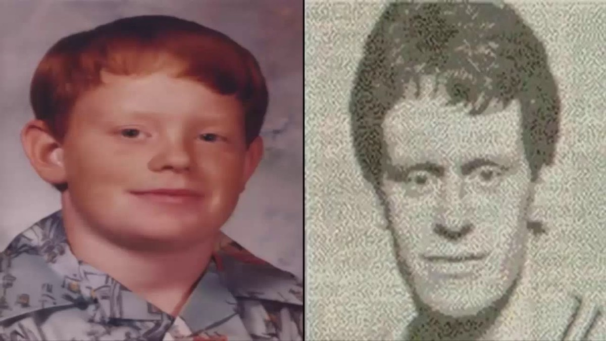 a still of the undertaker as a child