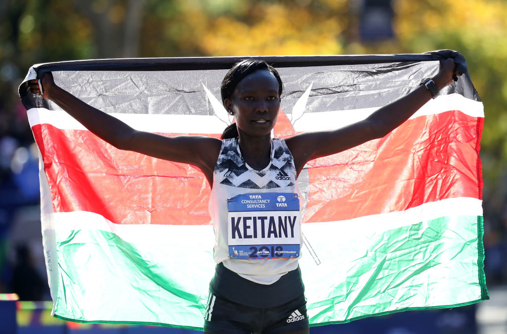 mary keitany athletes to see play once