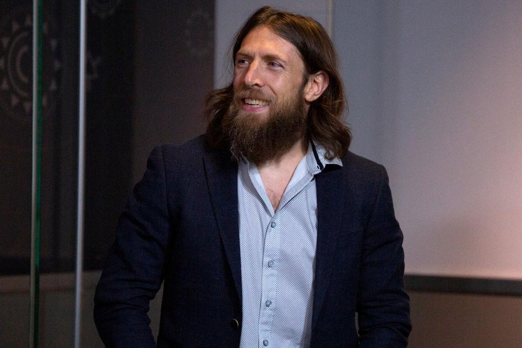 daniel bryan vegan athlete