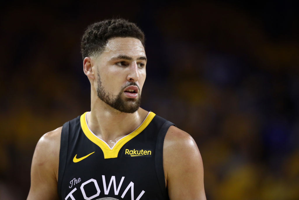 klay thompson per game salary