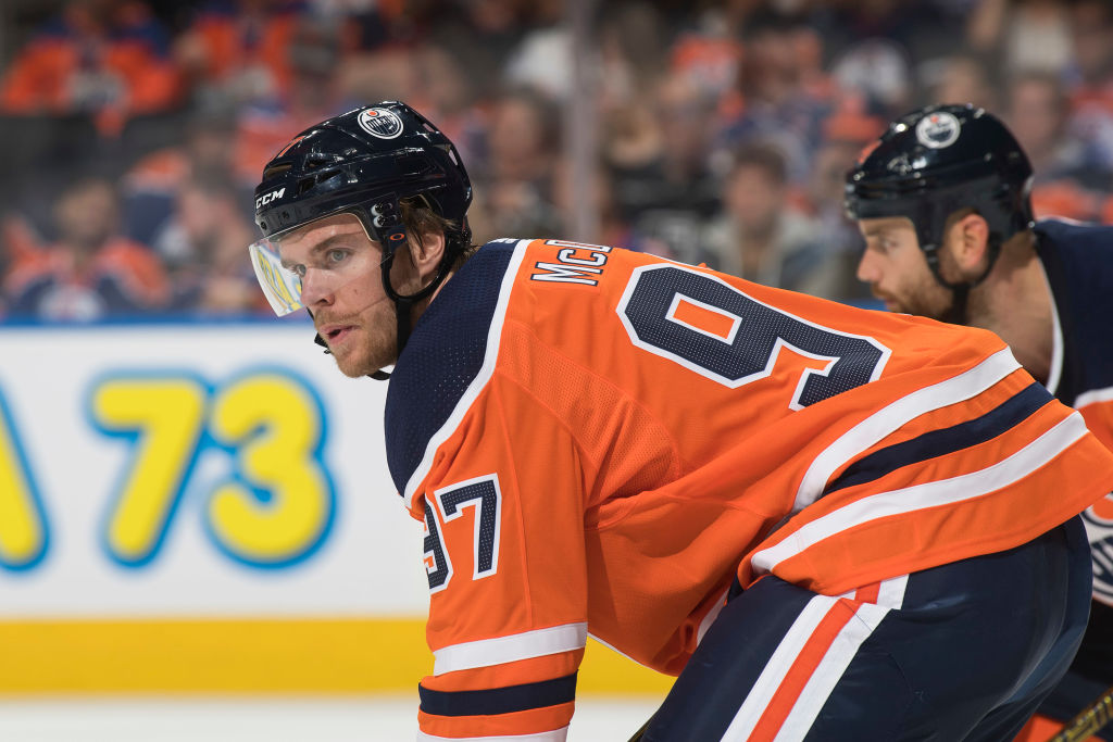 connor mcdavid athletes to see play once
