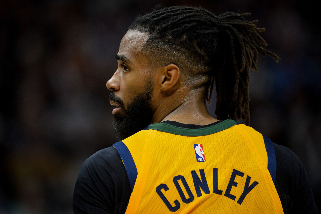 mike conley per game salary