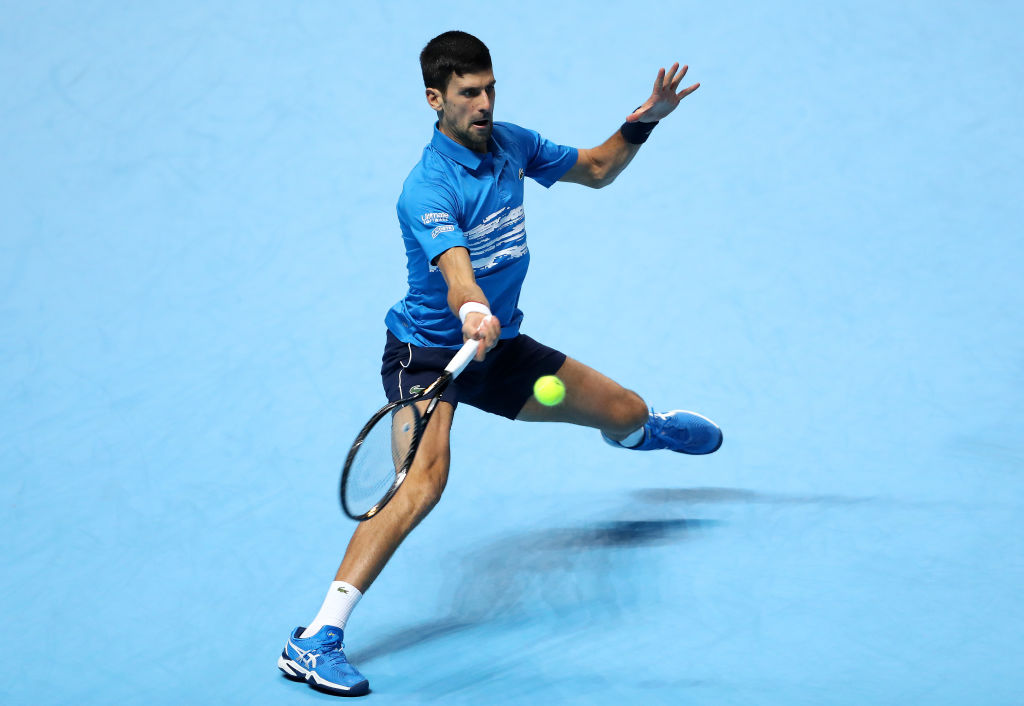 Novak Djokovic highest paid athletes