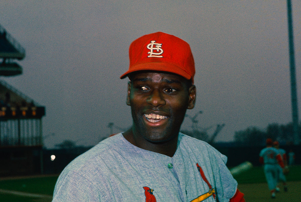 Bob Gibson And Flat Mounds - 515035792