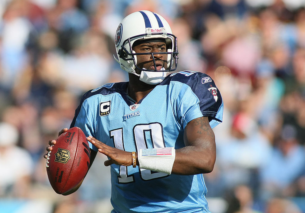 vince young forgotten NFL qbs