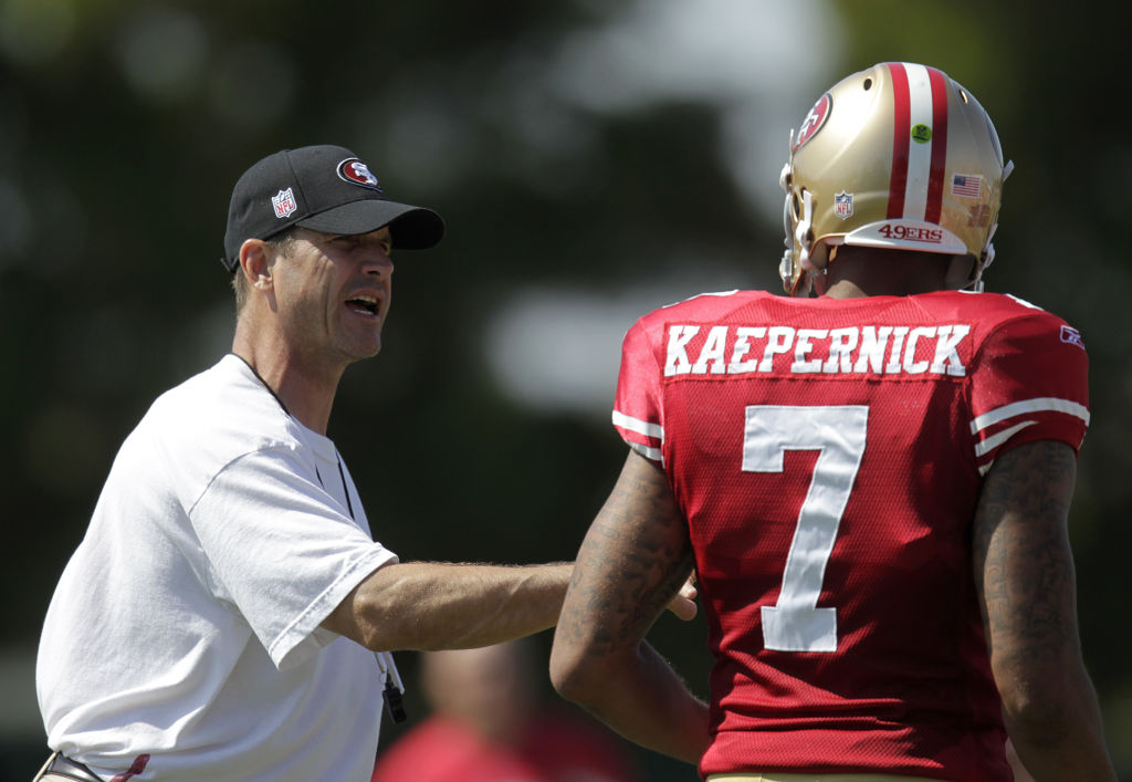 49ers Traded Up For Kaepernick