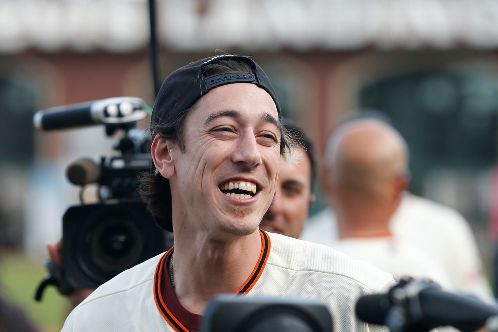 time lincecum where is he now