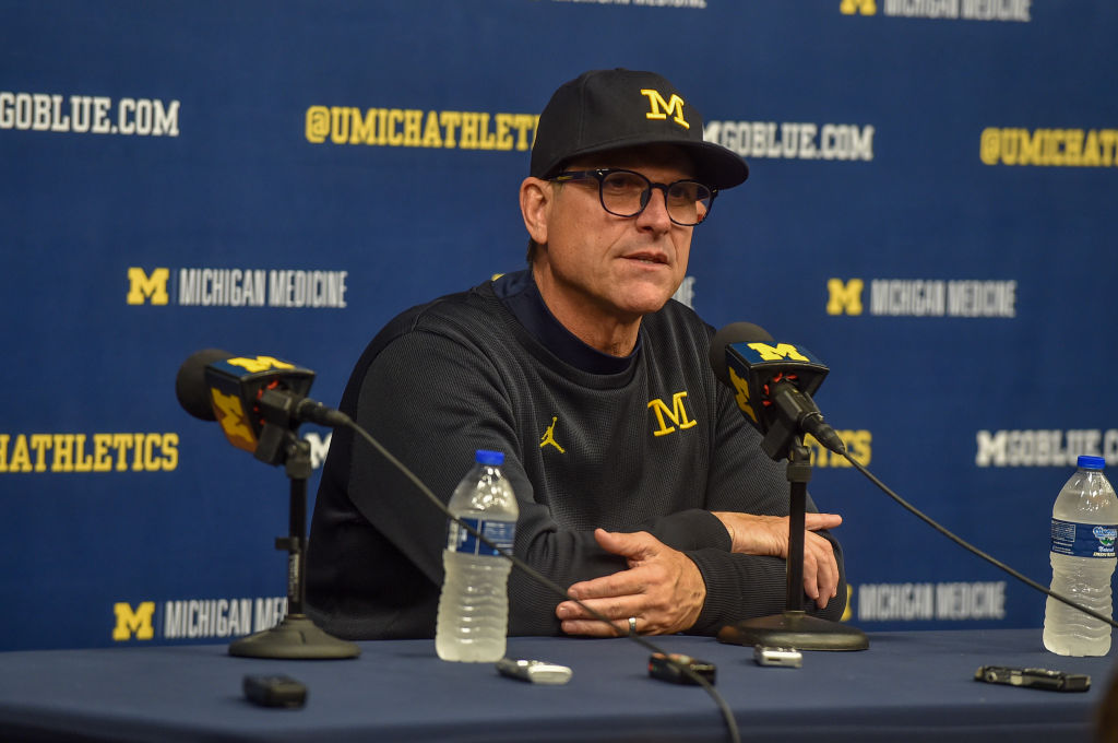 jim harbaugh player turned coach
