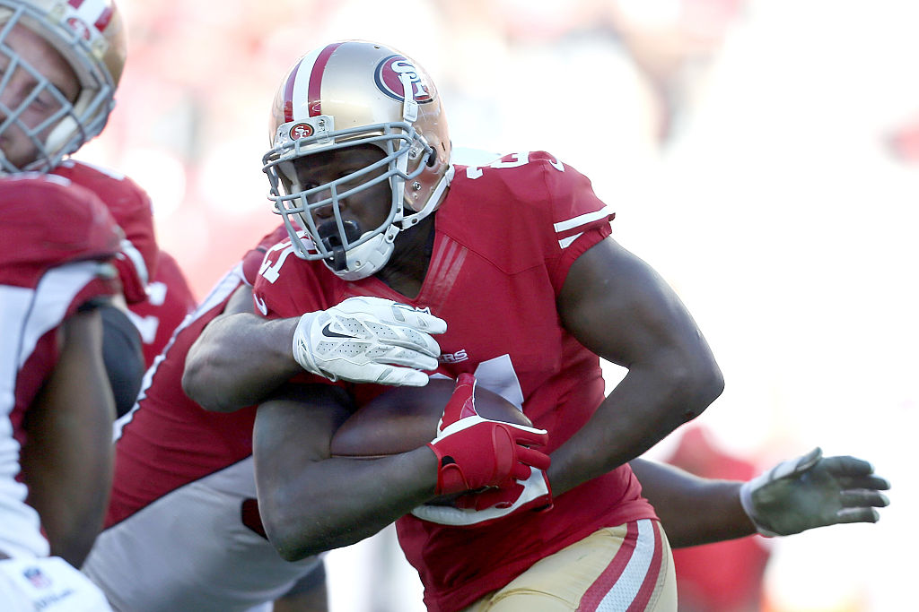 frank gore nfl all decade team