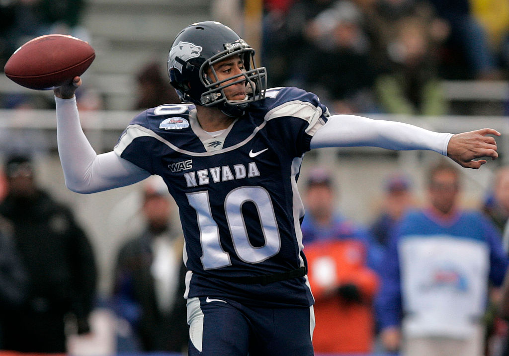He Ended His Nevada Career By Defeating Boise State