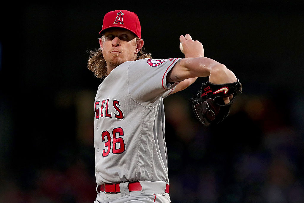 jered weaver mlb where are they now