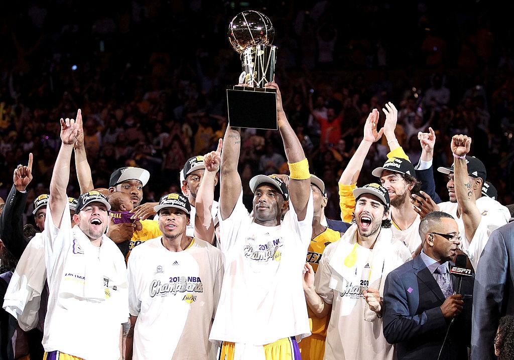 kobe bryant NBA finals 2010