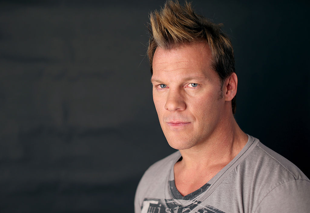 chris jericho headshot