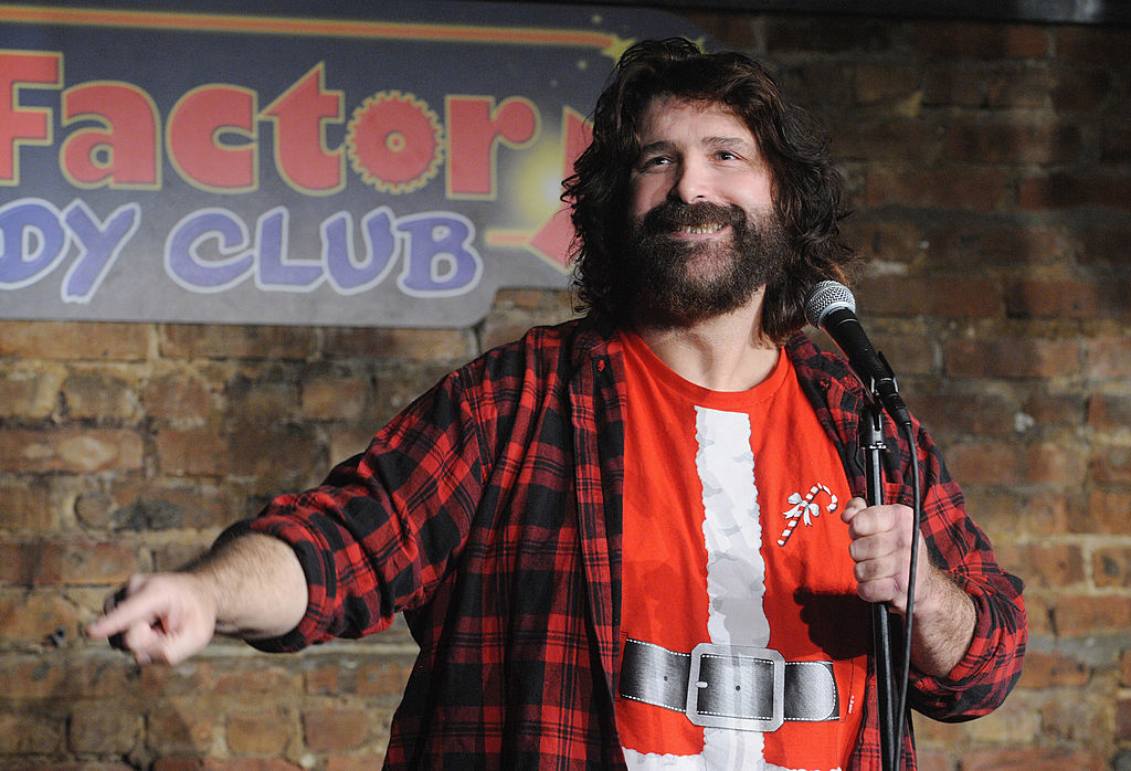 mick foley comedy tour