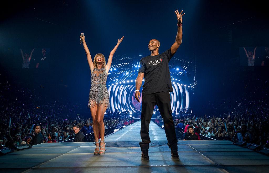 Taylor swift Kobe