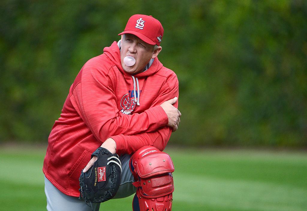 st louis cardinals catcher