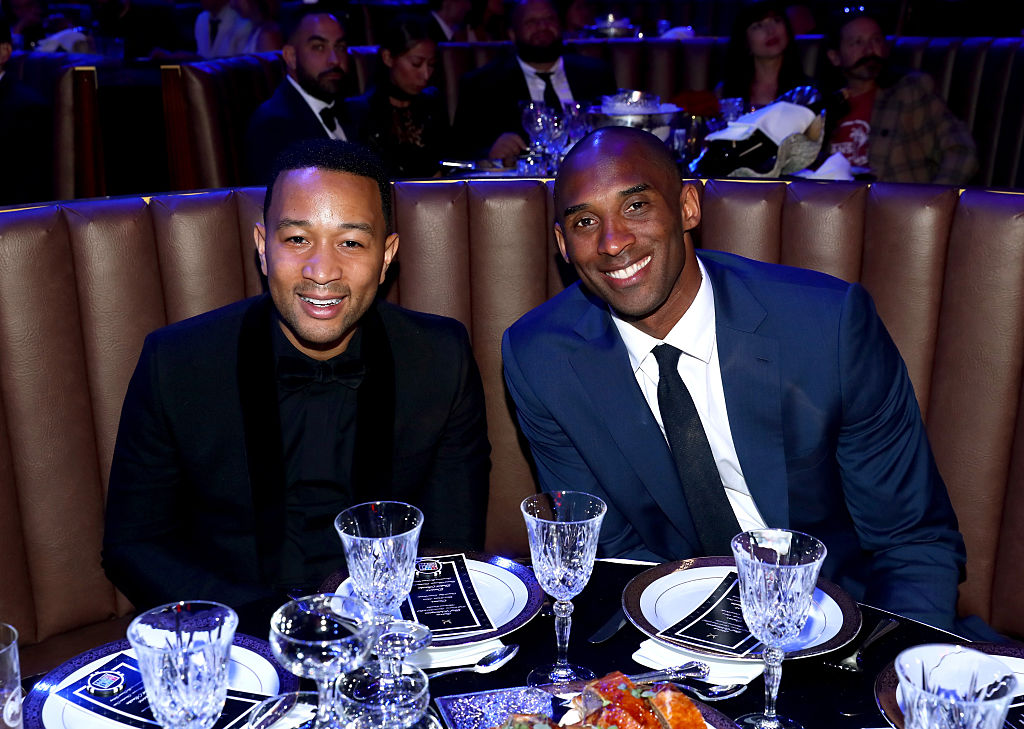 kobe bryant and john legend