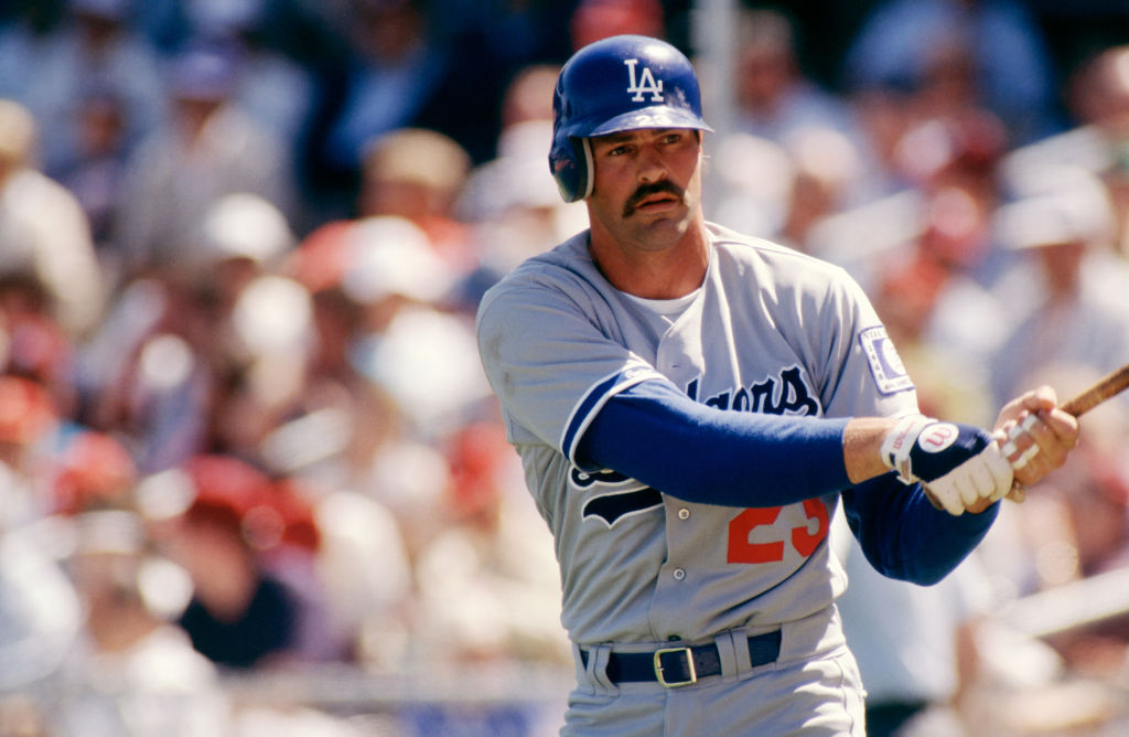 kirk gibson free agent dodgers