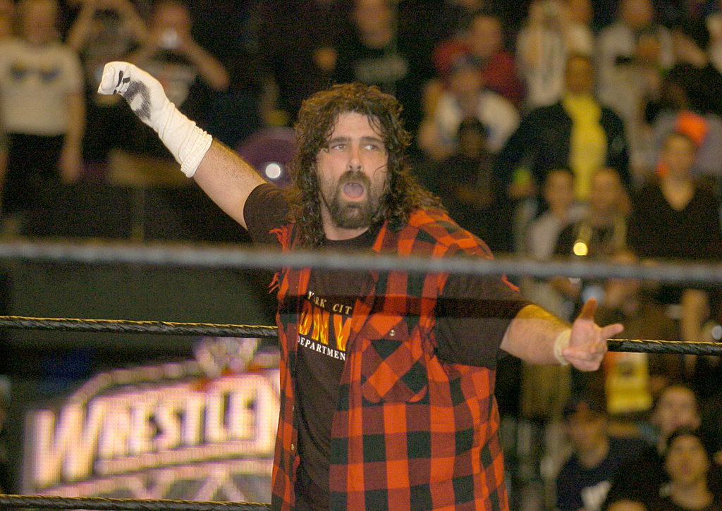 mick foley wrestlemania
