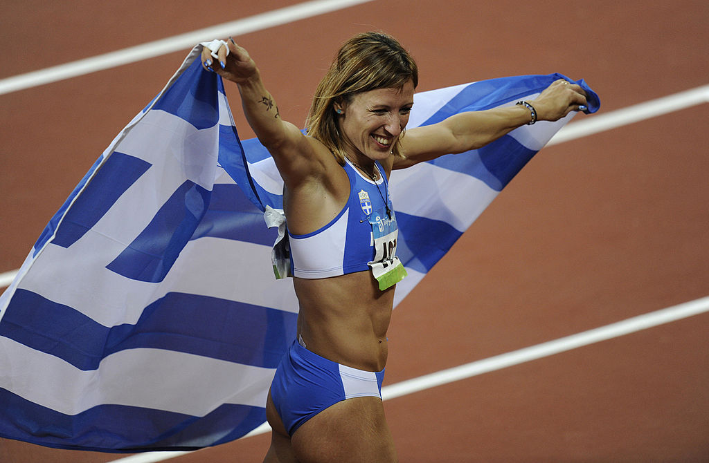 greece olympic medals lost