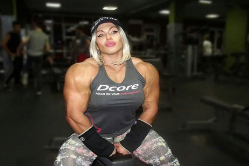 Bodybuilding Was Her Destiny