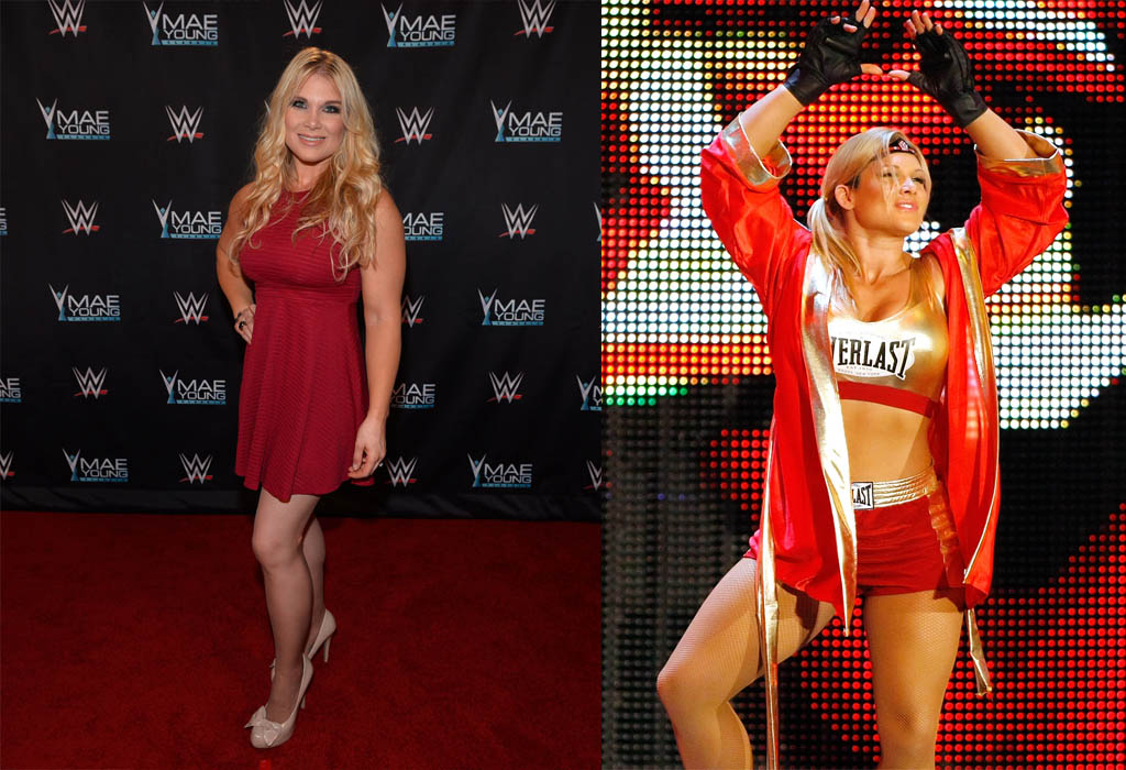 beth phoenix wwe diva then and now