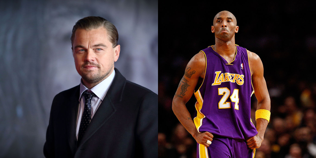 leo and kobe side by side