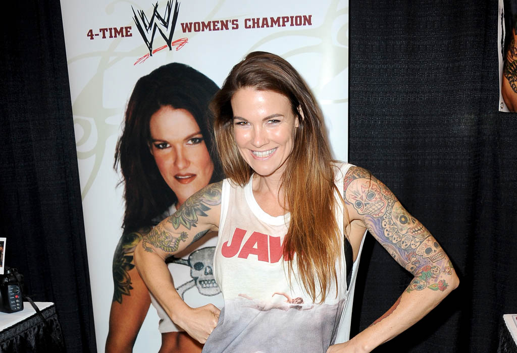 lita wwe diva then and now