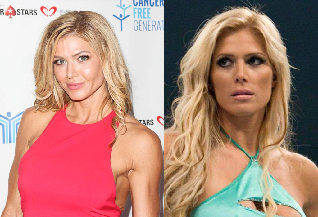 torrie wilson then and now