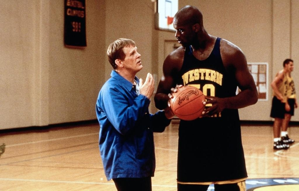 a character played by Shaq in Blue Chips