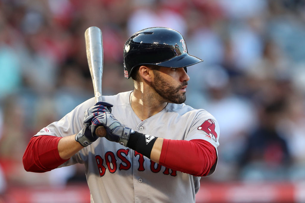 jd martinez mlb
