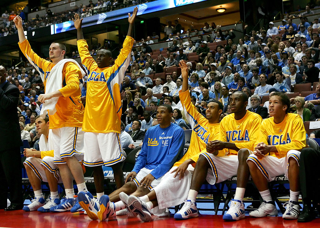 ucla college basketball
