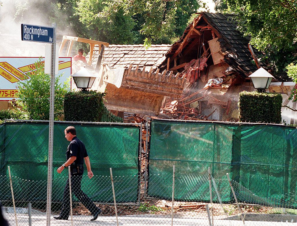 OJ-House-Torn-Down