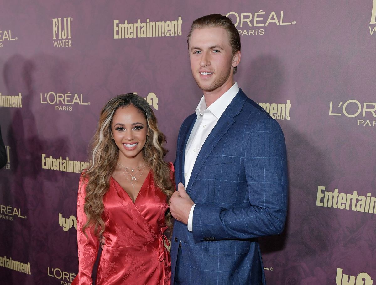 vanessa morgan and michael kopech