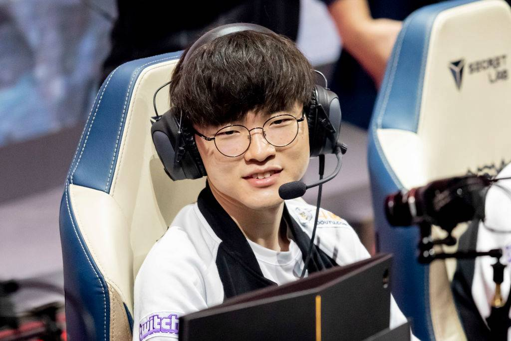 Faker Is The Best Player Ever