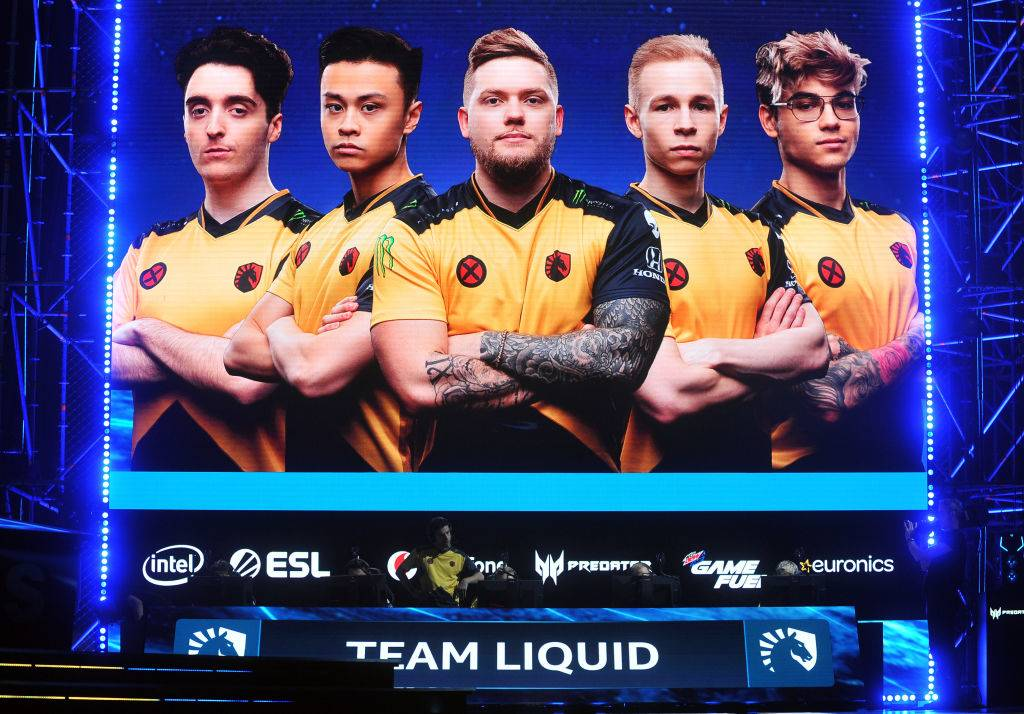 Team Liquid Is Tops