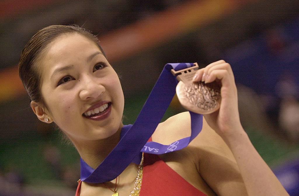 michelle kwan bronze medal