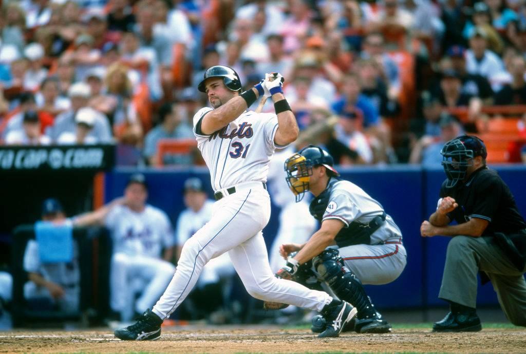 mike piazza home run