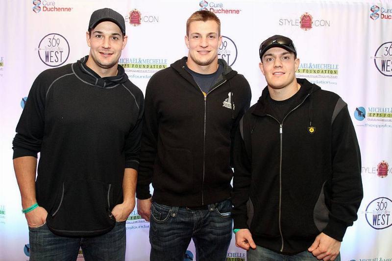 the gronkowski brothers