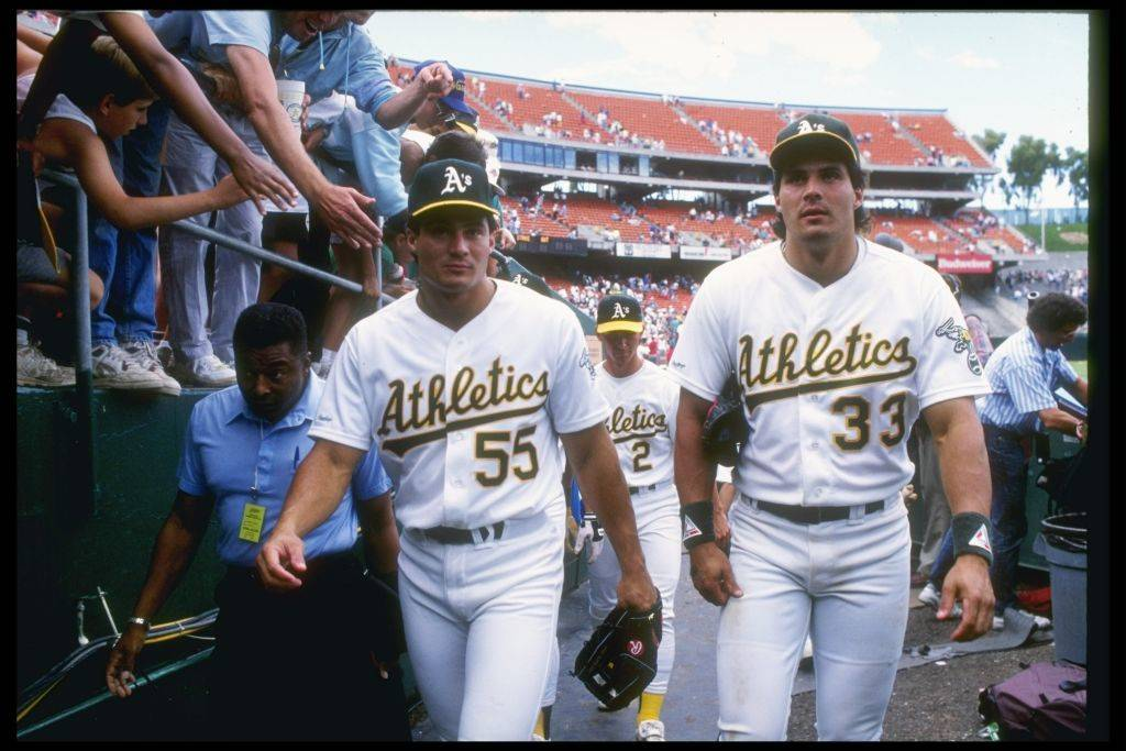 jose and ozzie canseco